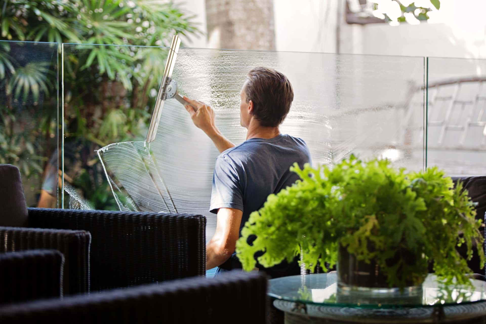 mycie okien, sprzątanie